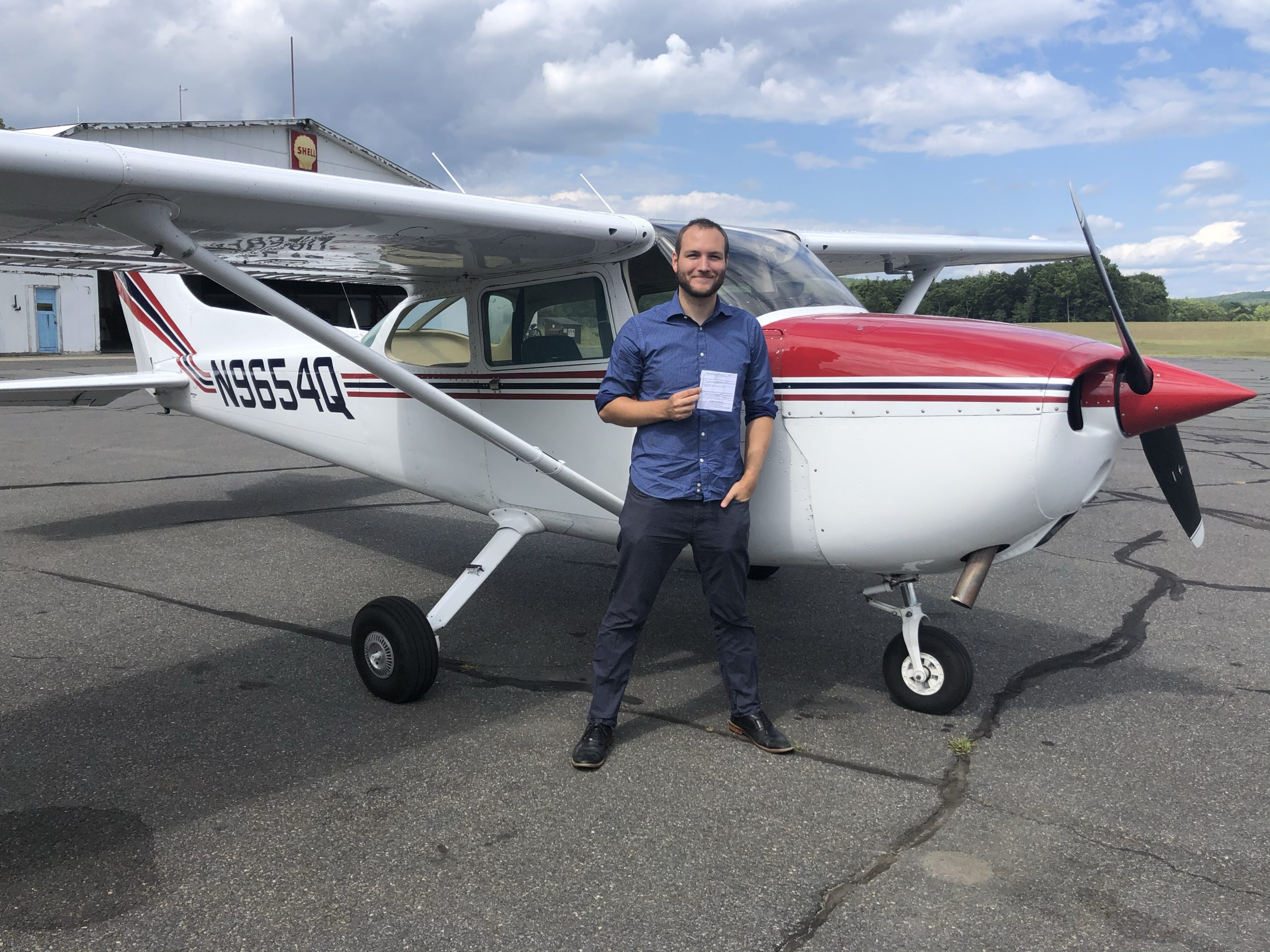 Farley: Private Pilot 08-20-2020