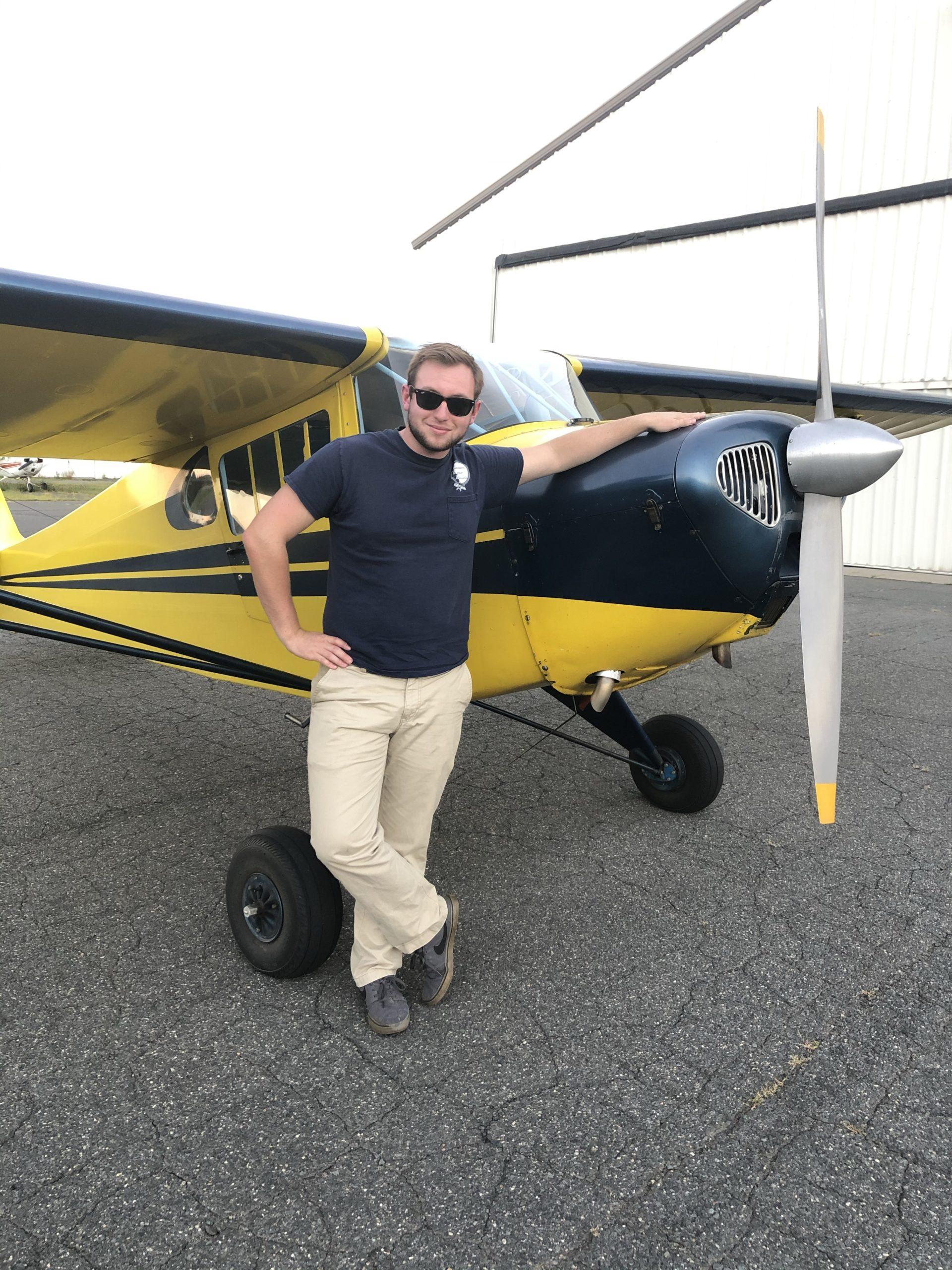 William: Tail Wheel Endorsement  09-04-2020