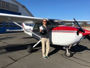 Billy S: Private Pilot 02-26-2018