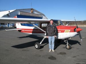 Dale A: Solo 02-05-2012  Private Pilot 05-12-2012
