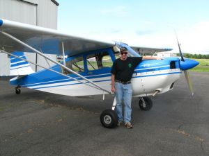 Mike H: Tailwheel endorsement 2013