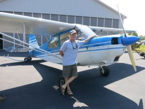 Chris J: Tailwheel endorsment 08-27-2014