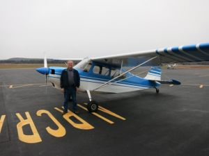 Bob S: Tailwheel endorsement 11-06-2014