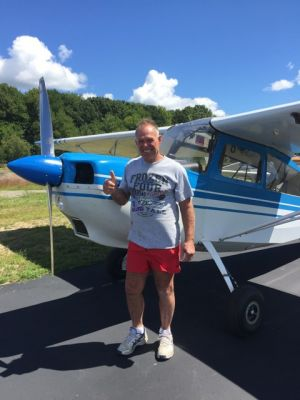 John H: Tailwheel endorsement 08-13-2015