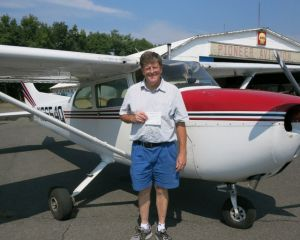 Richard G: Private Pilot 09-08-2015