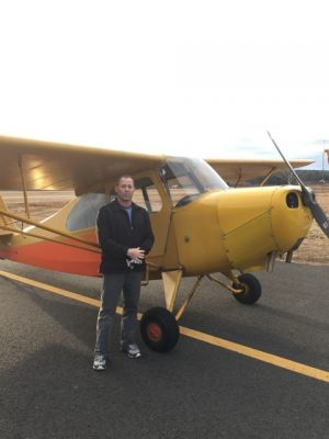 Shawn M: Tailwheel endorsement 12-26-2015