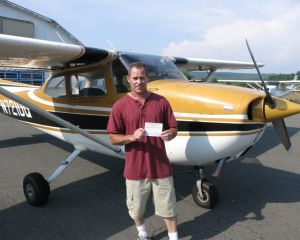 Shawn M: Private Pilot 09-08-2015