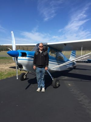 Erich H: Tailwheel endorsement 05-10-2016