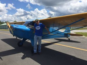 Chuck C: Tailwheel endorsement 06-29-2016