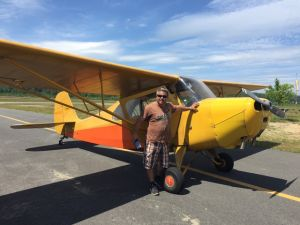 Rick H: Tailwheel endorsement 07-15-2016