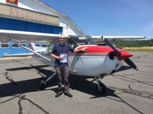 Darren G: Private Pilot 07-21-2016