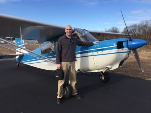 Darren G: Tailwheel endorsement 01-14-2017